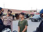 50 Warga Kota Luwuk Terjaring Operasi Yustisi
