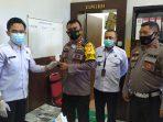 15 Personil Polres Bangkep di Test Urine, Ini Hasilnya