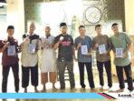 Tim Sepak Bola JS13 dapat Jatah 15 Mushaf Alquran