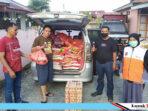 Alhamdulillah, 90-an Sopir Rental dapat THR dari Rumah Zakat Banggai