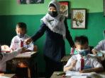 Ada Kasus Positif dan Pelanggaran Protokol, Tujuh Sekolah Ditutup