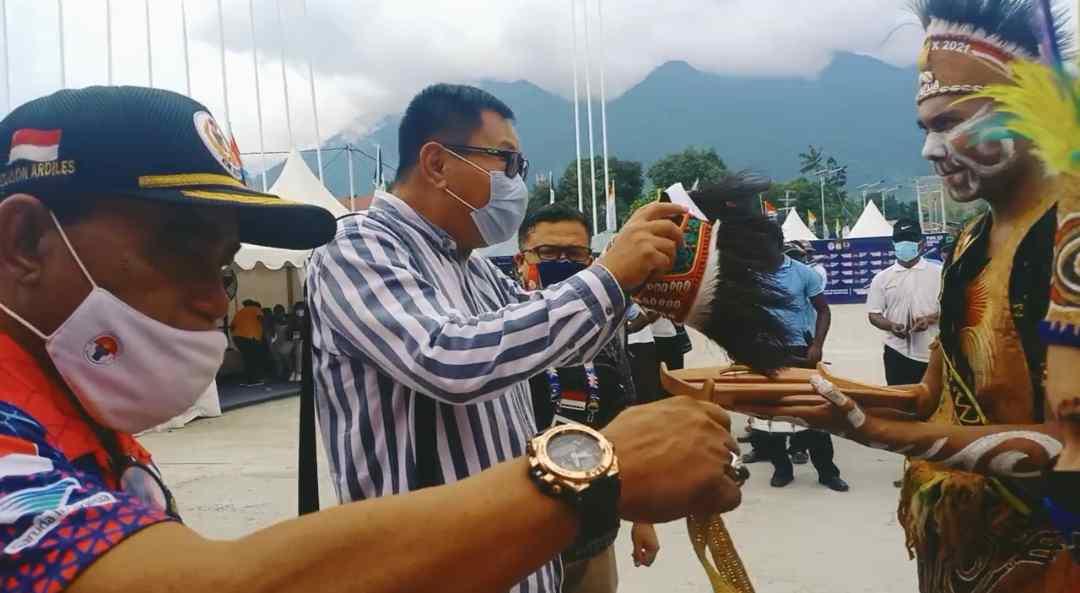 Panitia PON Papua
