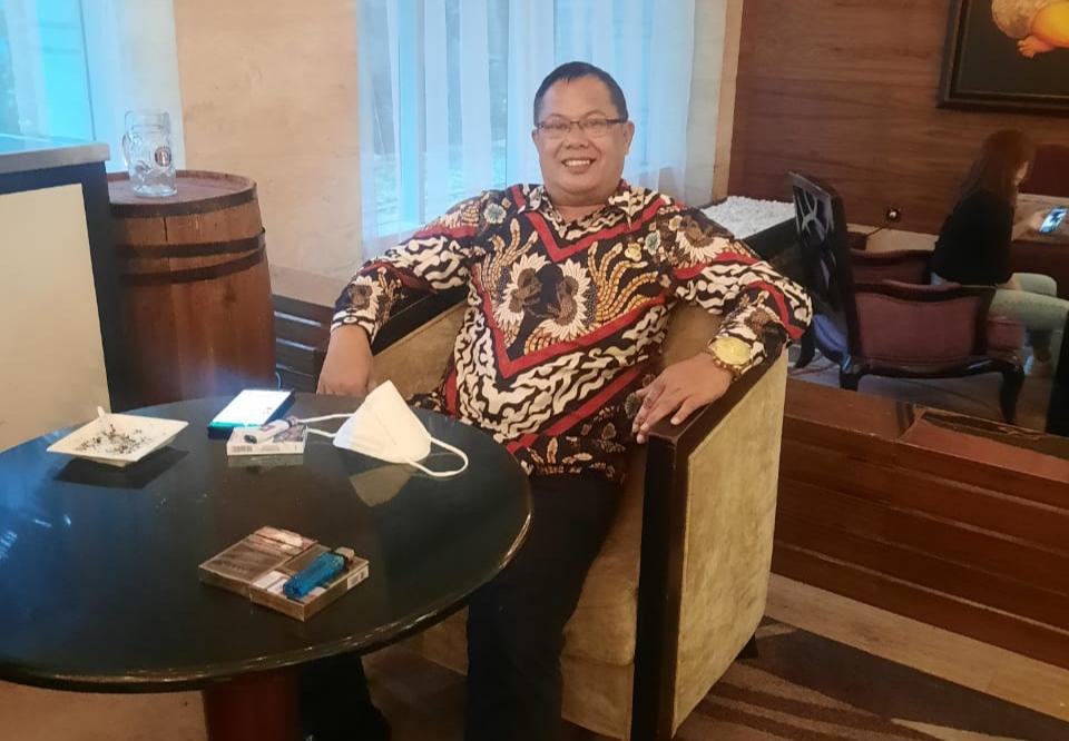 Alfian Djibran Calon Ketua ORARI