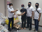 Kadin Banggai Salurkan 350 Paket Sembako untuk UMKM dan PKL