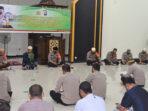 Dilaksanakan di Tiga Tempat, Polres Banggai Doa Bersama