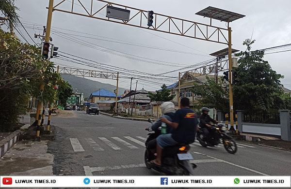 Traffic light Luwuk