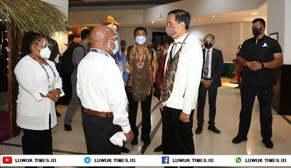 Jokowi Batal