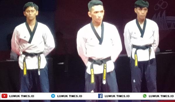 Atlet Taekwondo